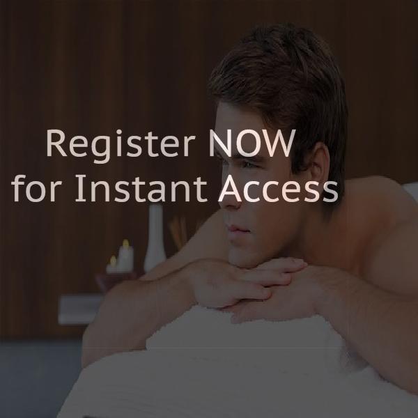Massage star South Brisbane
